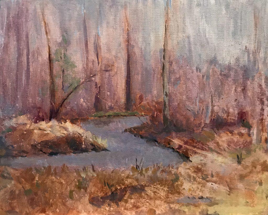 Rain On The River - Dana Uzwiak