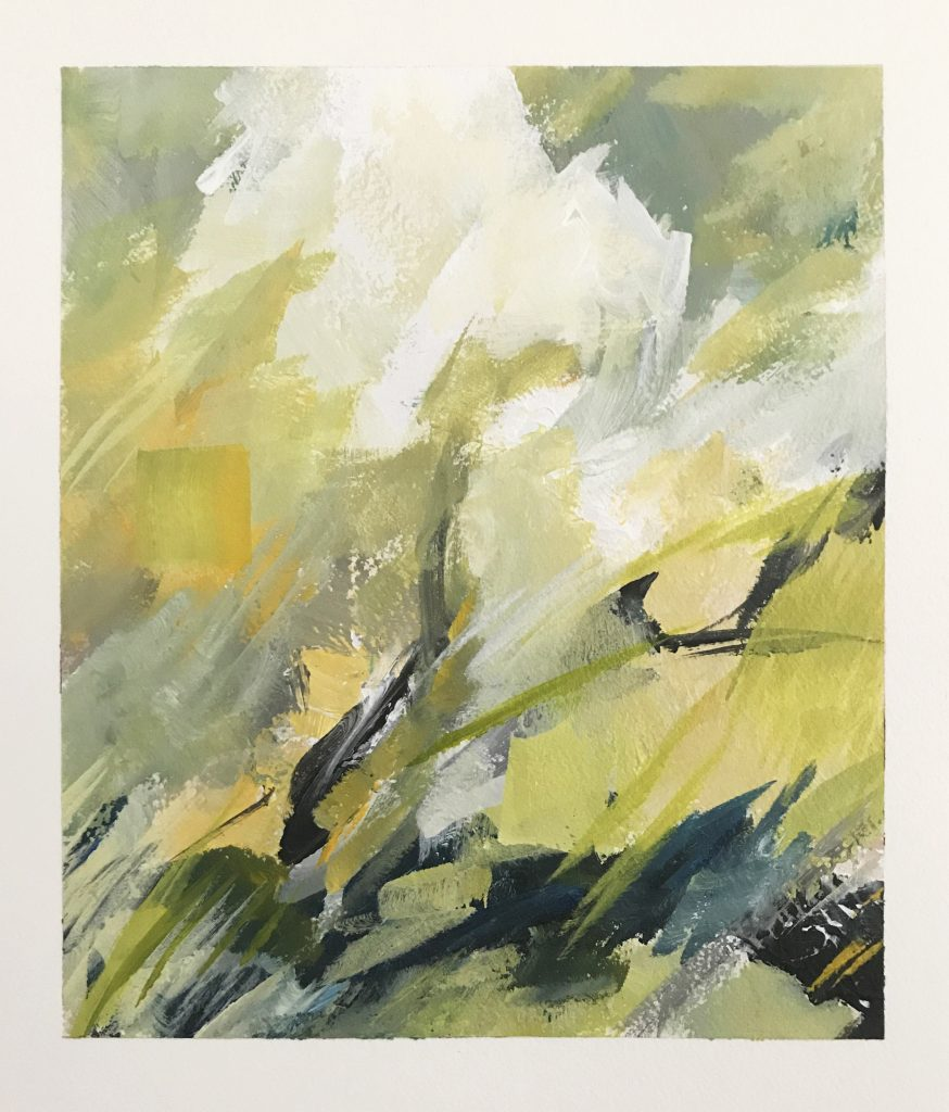 Summer Marsh - Dana Uzwiak
